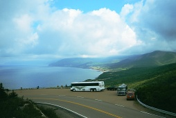 Cabot Trail - Photo Credit: Nova Scotia Department of Tourism & Culture