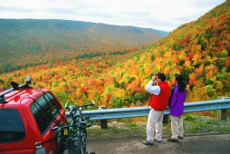 Fall, Cabot Trail - Photo Credit: Nova Scotia Department of Tourism & Culture