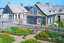 Fortress Louisbourg - Photo Credit: Nova Scotia Department of Tourism & Culture