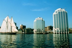 Halifax Harbour - Photo Credit: Nova Scotia Department of Tourism & Culture