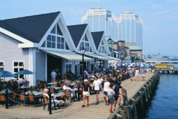 Halifax Waterfront - Photo Credit: Nova Scotia Department of Tourism & Culture