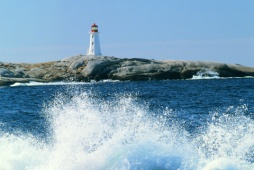 Peggy's Cove Lighthouse - Photo Credit: Nova Scotia Department of Tourism & Culture