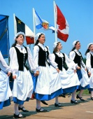 Acadian Dancers - Photo Credit: Nova Scotia Department of Tourism & Culture